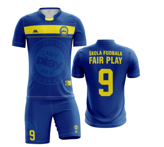 FK FairPlay dres